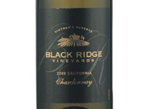 Black Ridge Chardonnay
