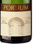 Portium cava brut nature