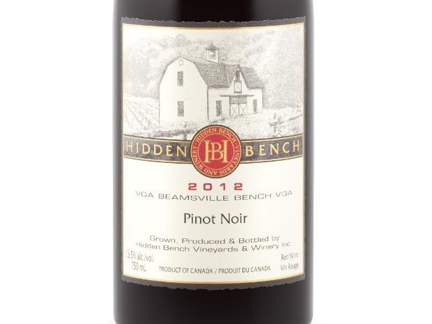Fænomenal canadisk Pinot Noir