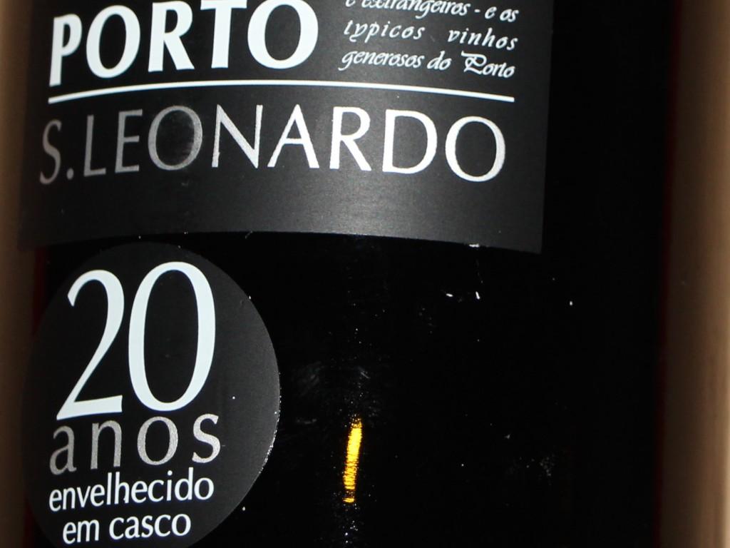 Onsdagsportvin: Konge-portvin fra S. Leonardo
