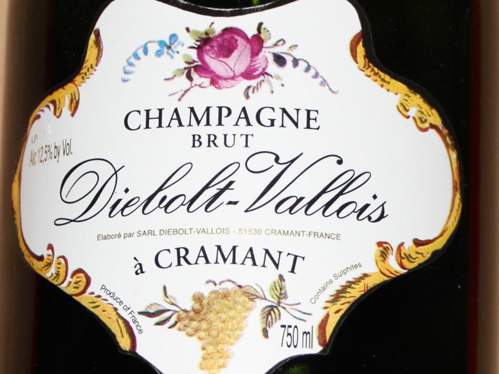 Himmelsk Champagne-champ