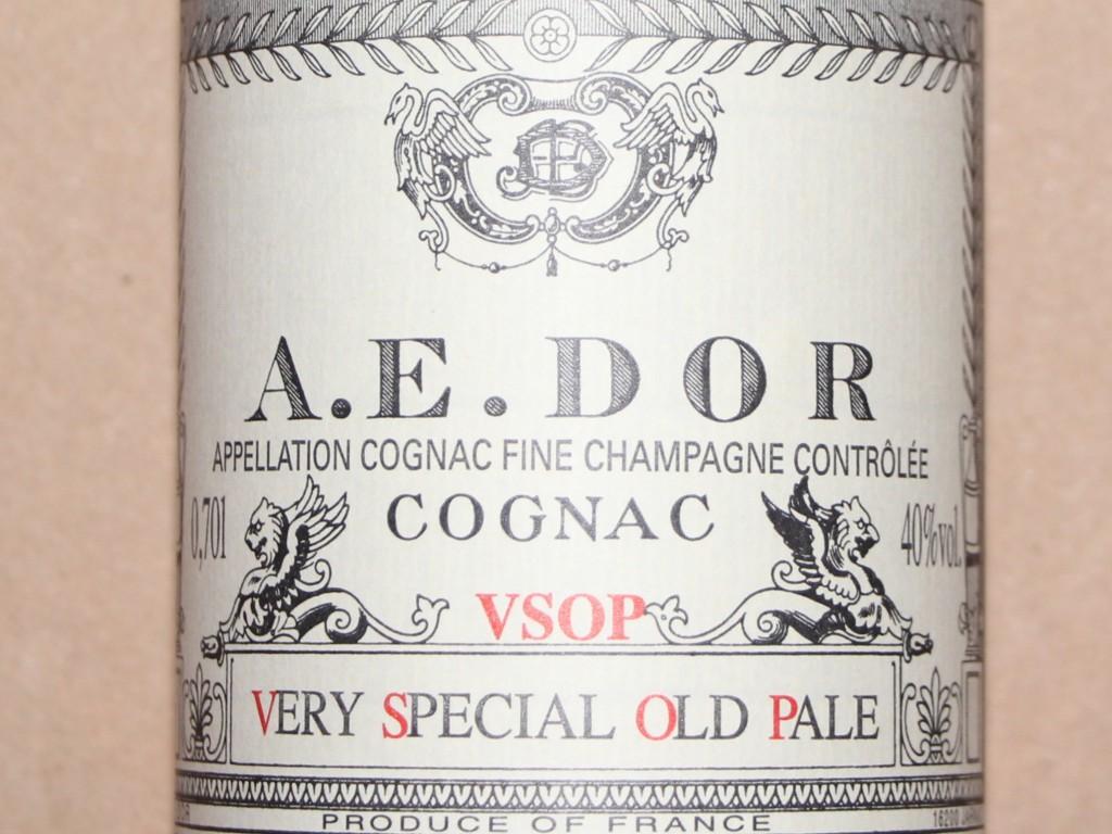 Konge-cognac fra Champagne