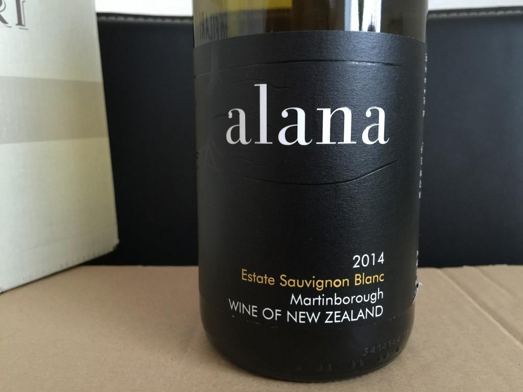 Fuldfed hvidvin fra New Zealand