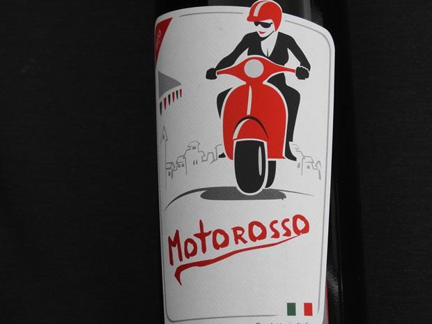 Retro-modernistisk vinøs håndbajer