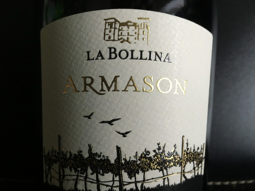 Chardonnay-klasse fra Piemonte