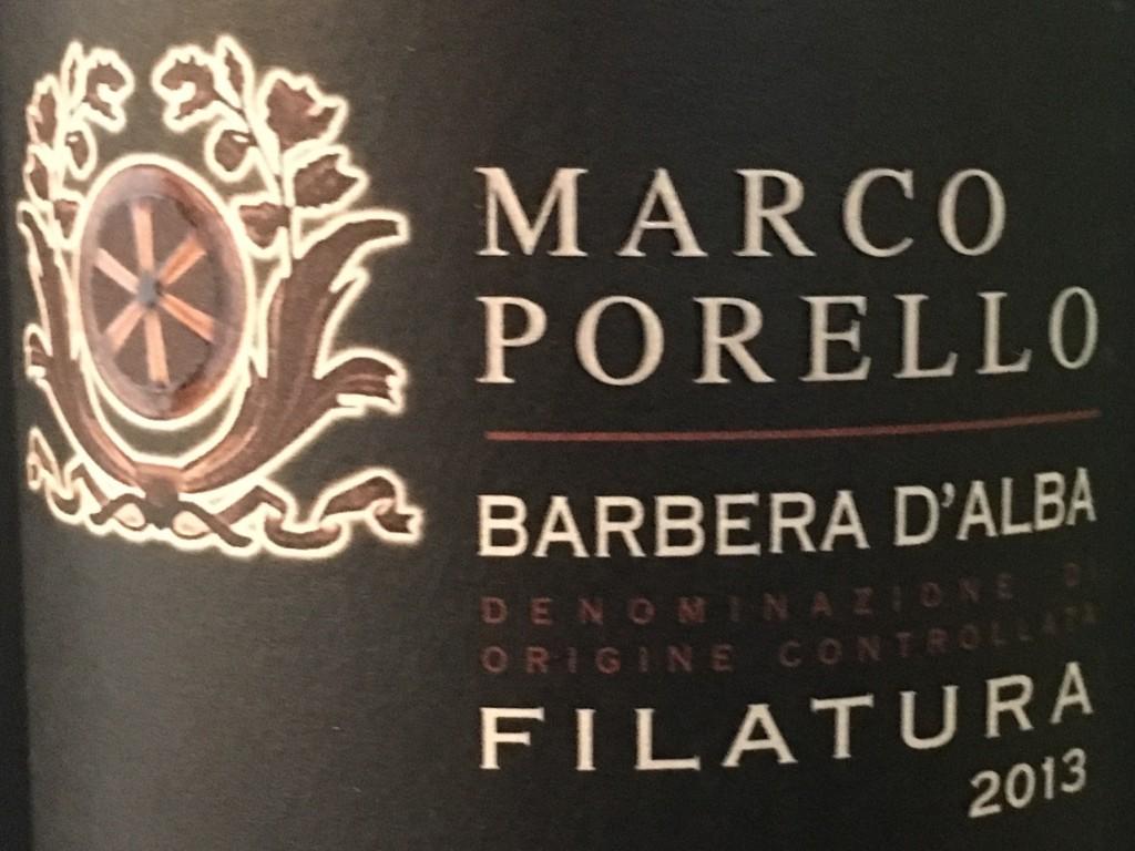 Rustik Barbera-vin fra Piemonte