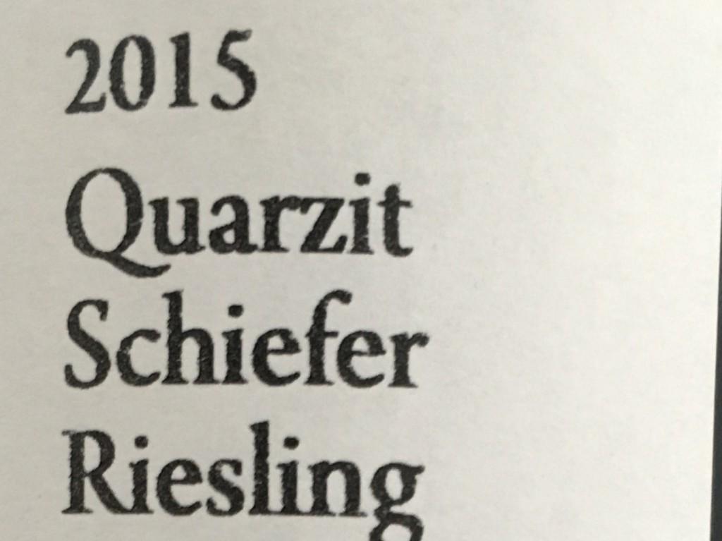 Fornem Mosel-Riesling fra Franzen