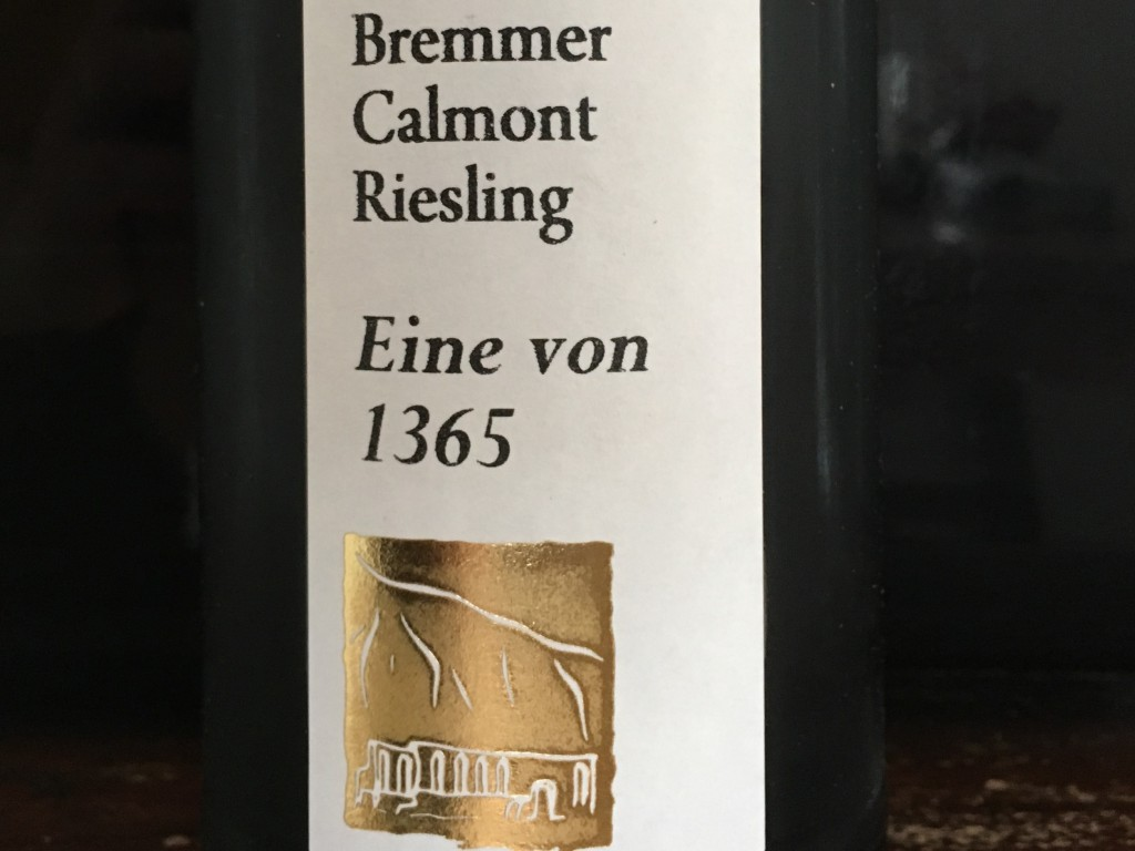 Exceptionel Mosel-Riesling