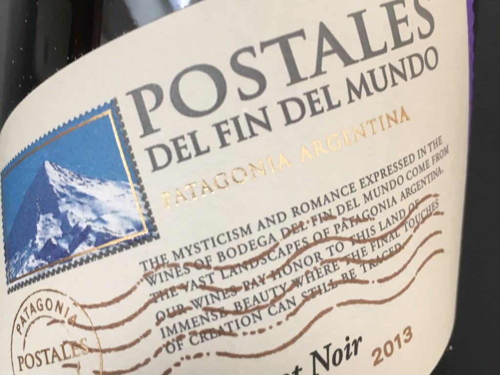 Postkort fra verdens ende
