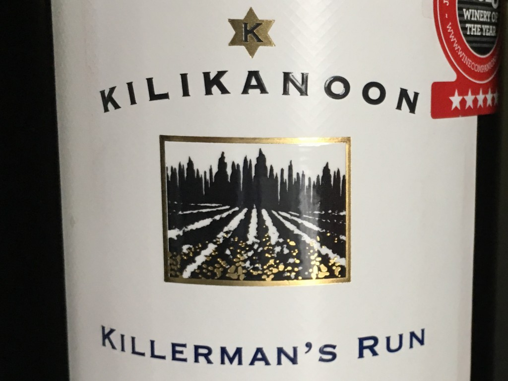 Kanon Cabernet fra Kilikanoon