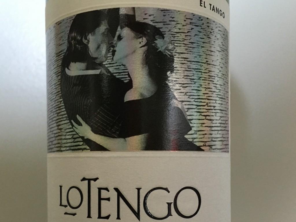 Temperamentsfuld tango-Torrontés