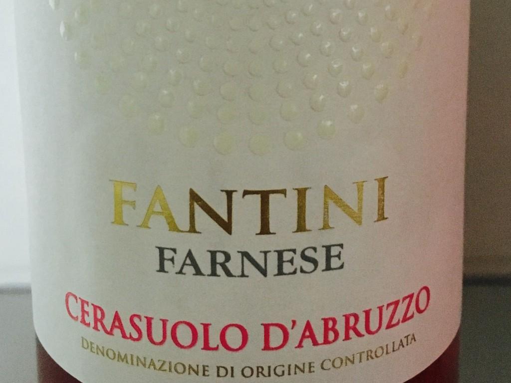 Skarp rosé fra Abruzzo