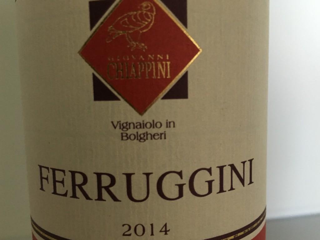 Favorit-toscaneren Ferrugini