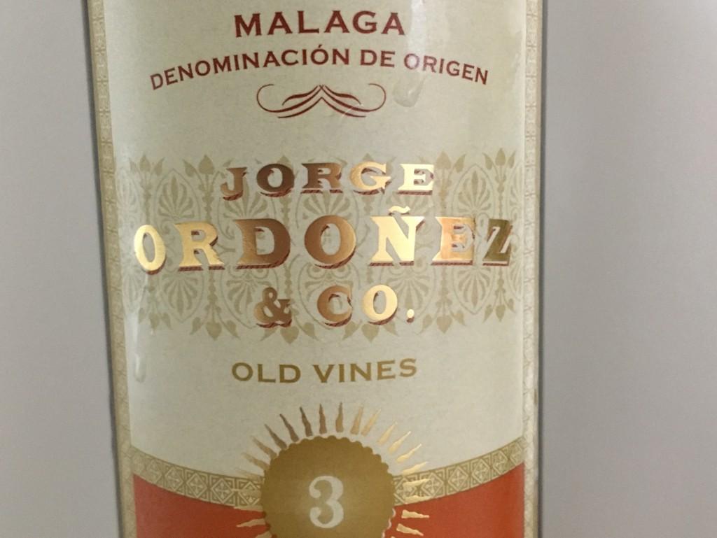 Klasse-dråber fra gylden Malaga-producent