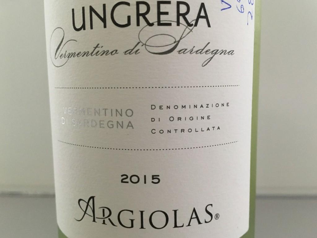 Stortsmagende hvidvin fra Sardinien