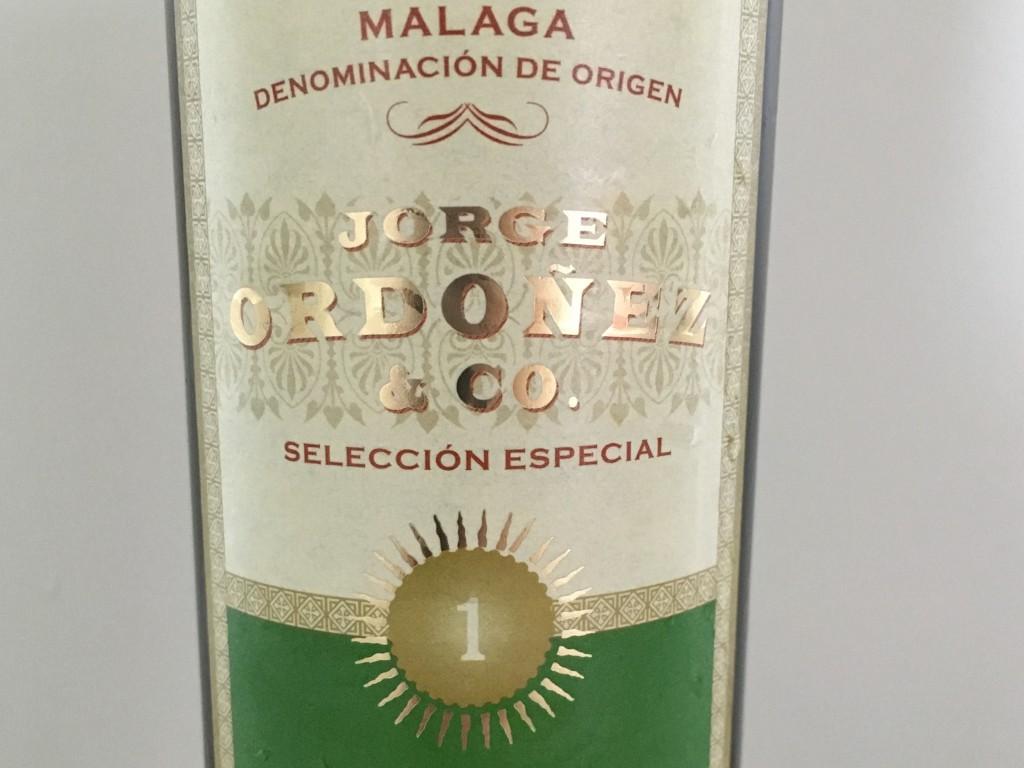 Lys og sødmefuld Malaga-vin