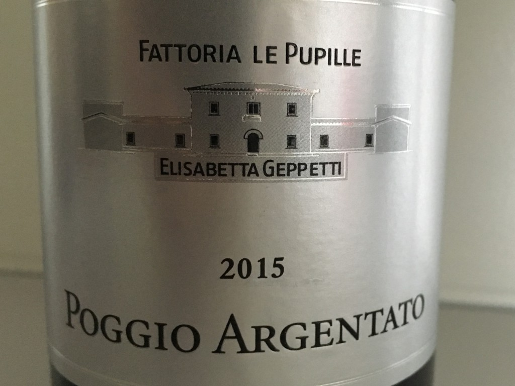 Pokkers særpræget Poggio Argentato