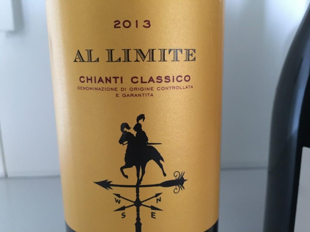 Klassisk Chianti med kant