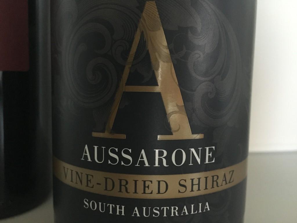 Amarone i Aussie-style