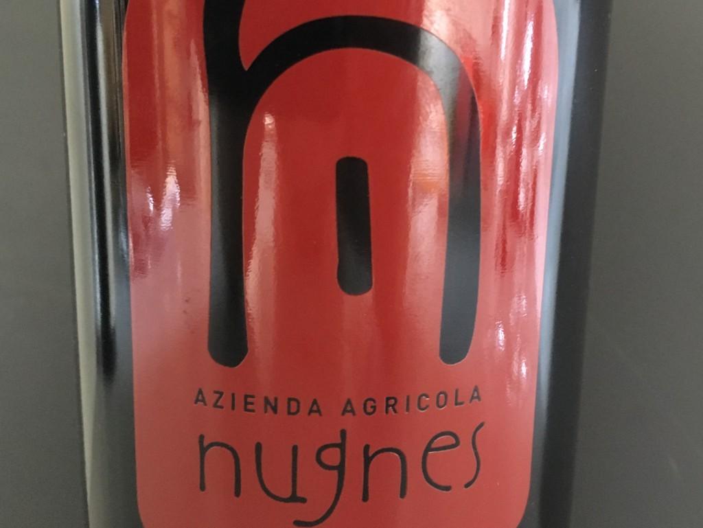 Rusketur med Aglianico-druen