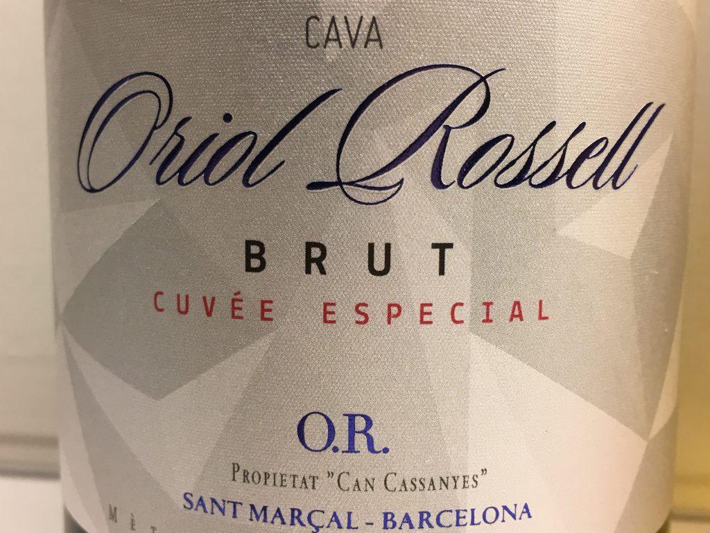 Tør og insisterende Cava