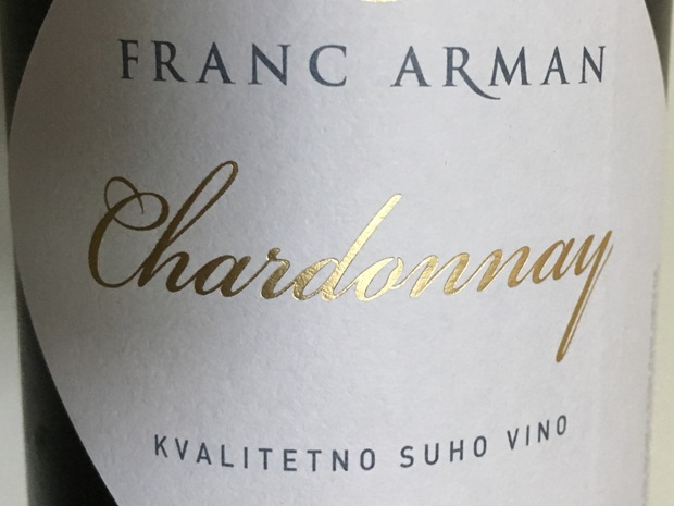Kroatisk Chardonnay-charmør