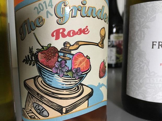 Fornem rosé fra The Grinder