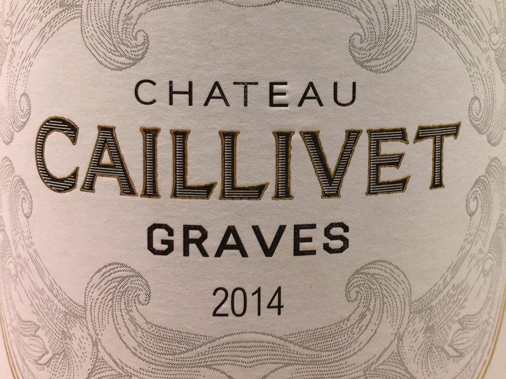 Diskret hvidvin fra Graves