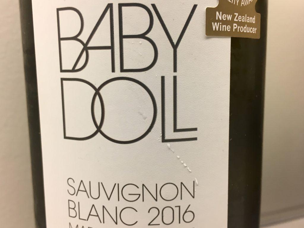Ung og frisk Sauvignon Blanc