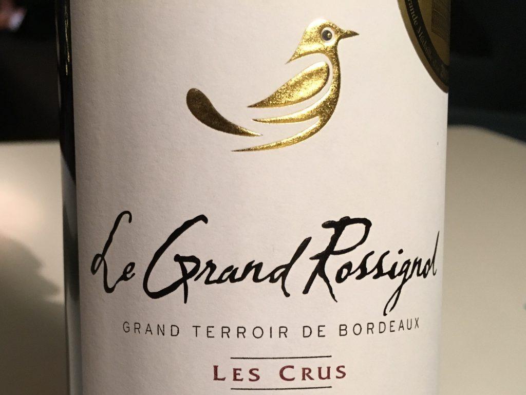 Klassisk Bordeaux med dybde