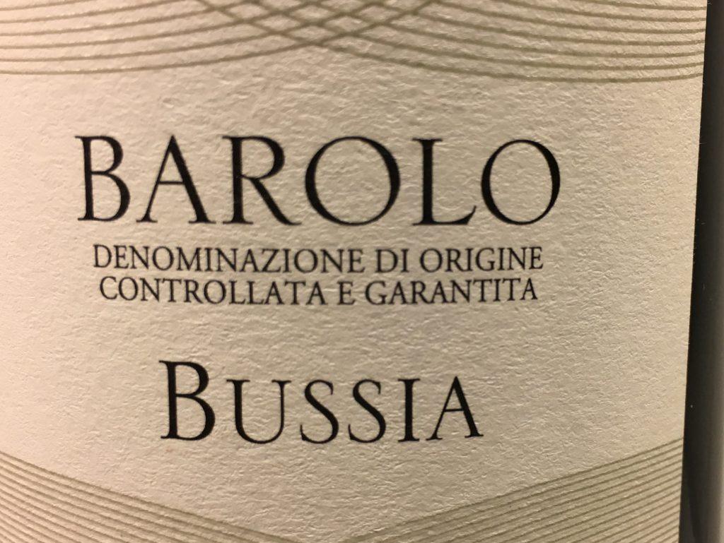 Bøvlet Barolo
