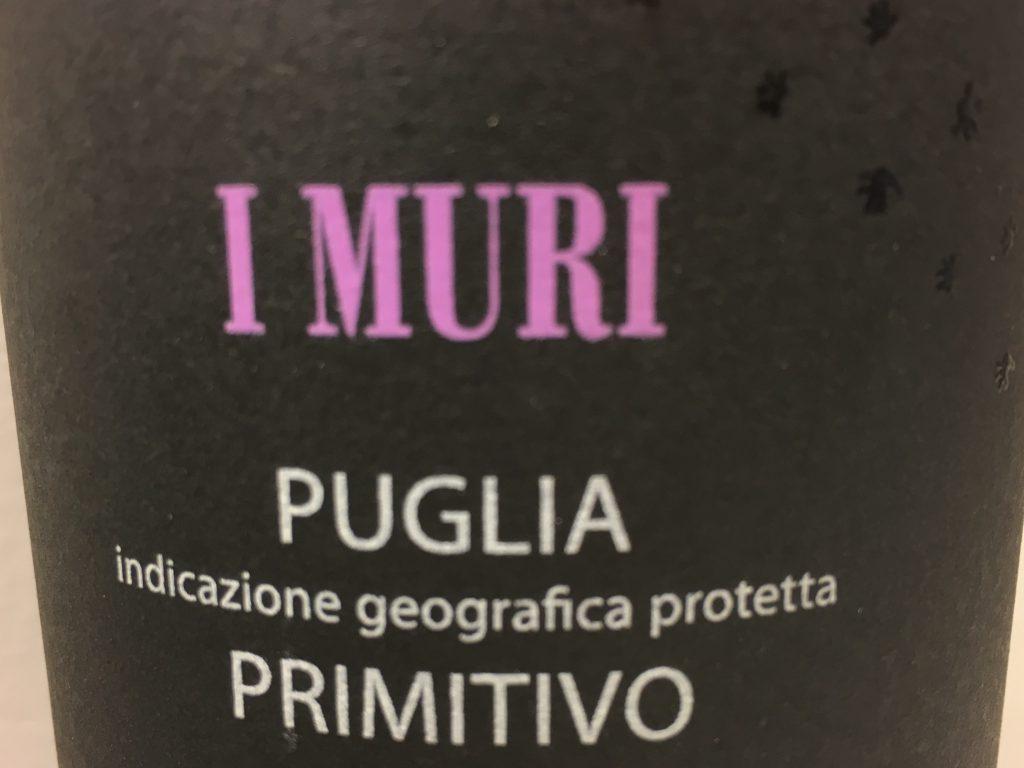 Prisbevidst Primitivo fra Puglia