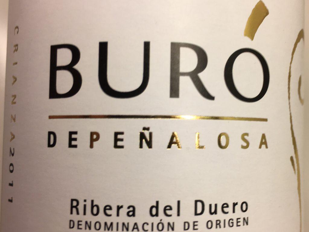 Afdæmpet og frisk Ribero del Duero
