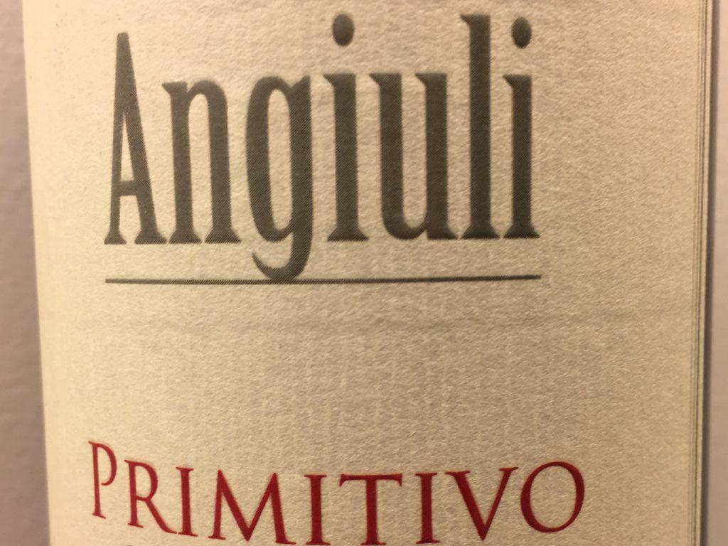Fyldigt og sødmefuldt fra Puglia