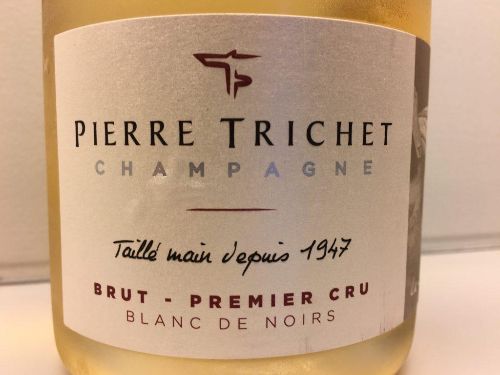 Tør men blød Champagne