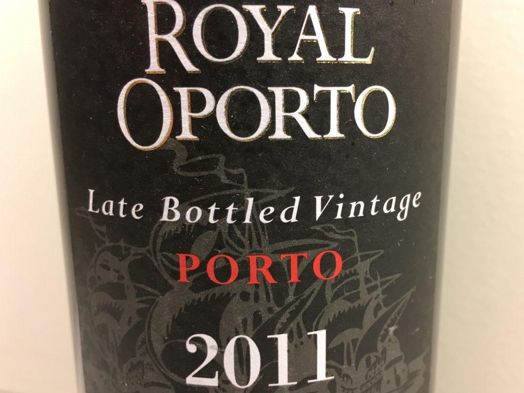 Blød imødekommende portvin