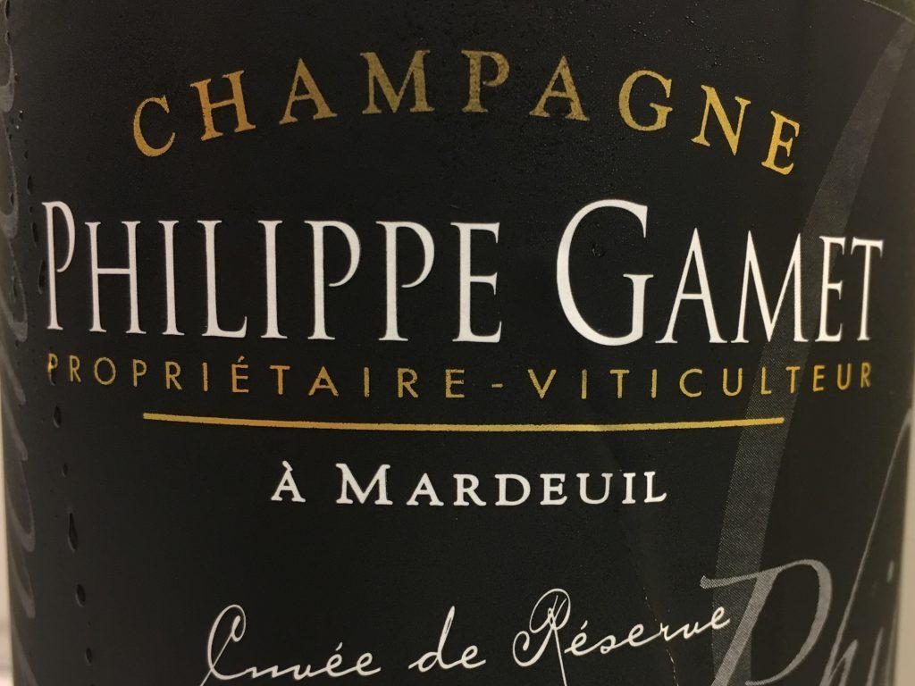 Skarpt og friskt fra Champagne