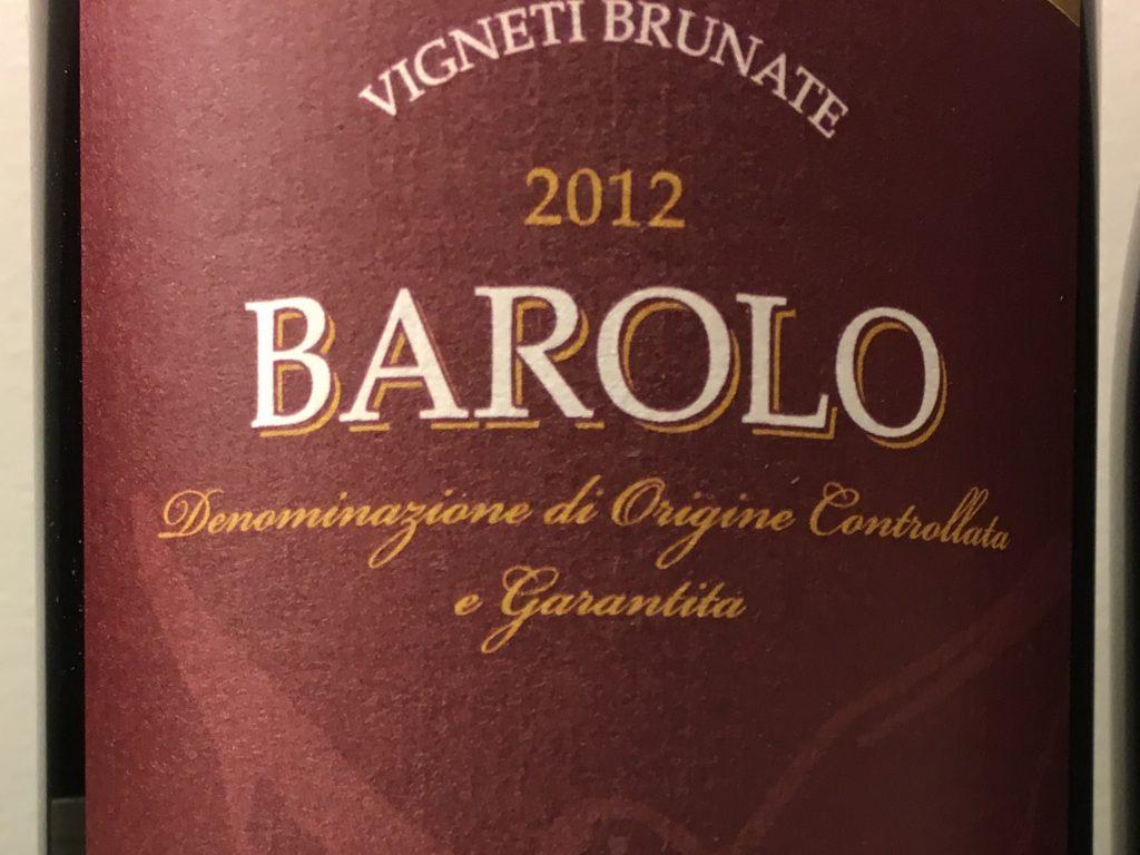 Barolo med brask og bram