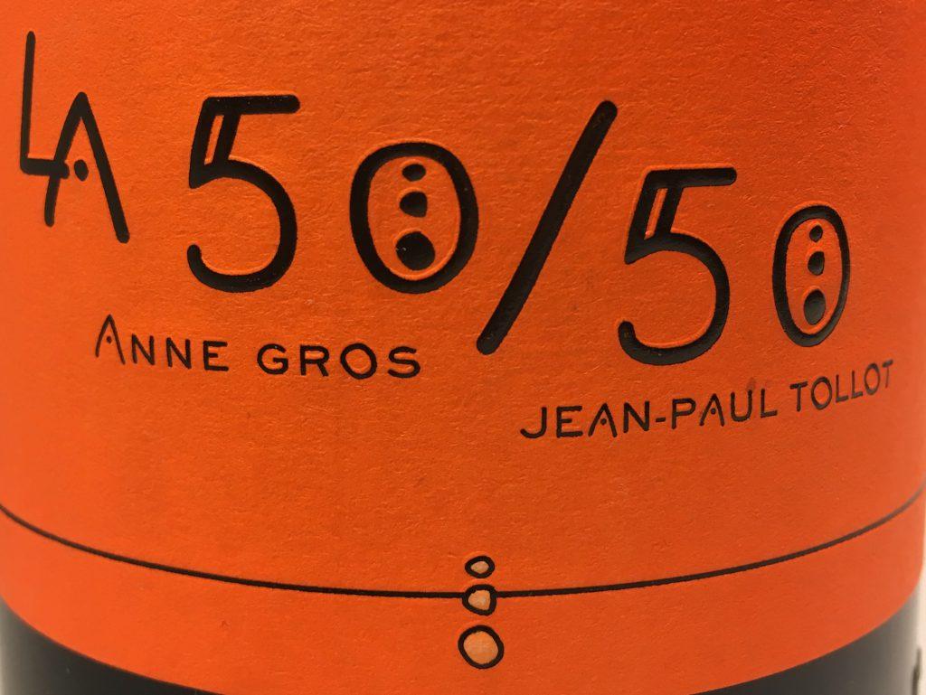 Rustik fransk bordvin