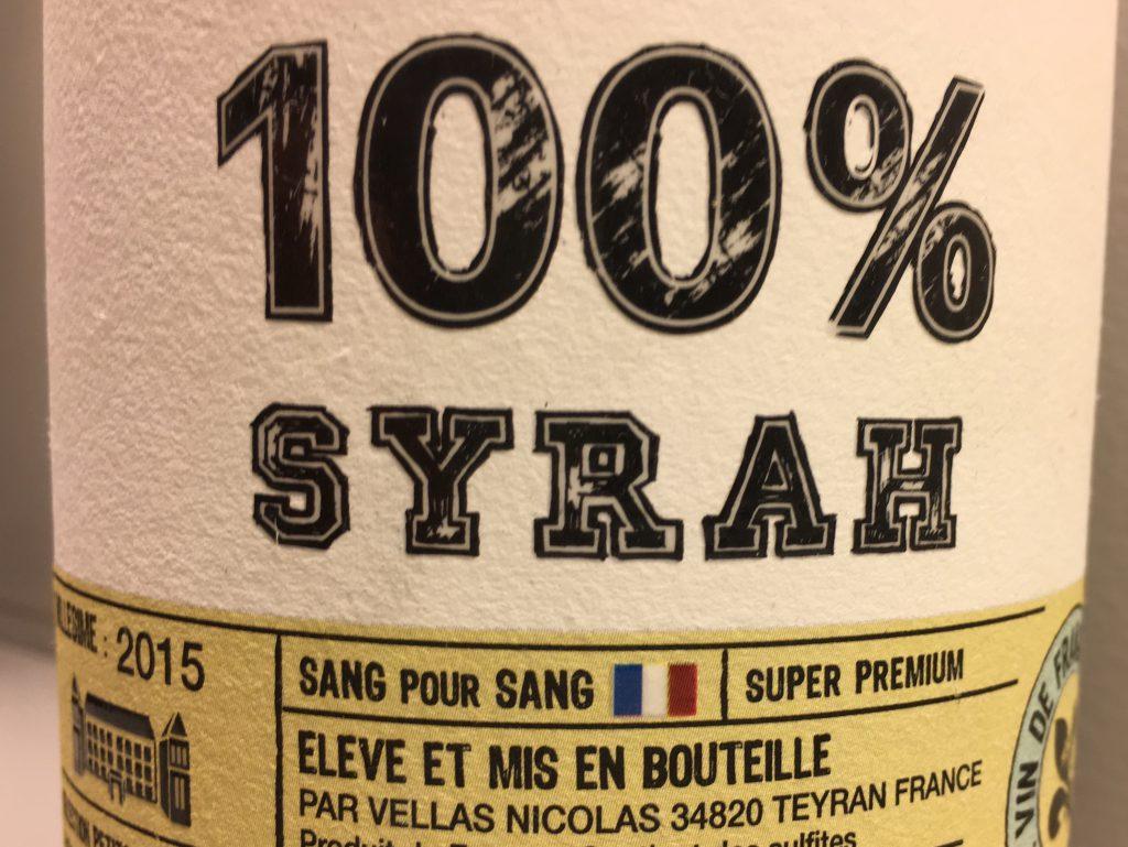 Fransk vin med stor power