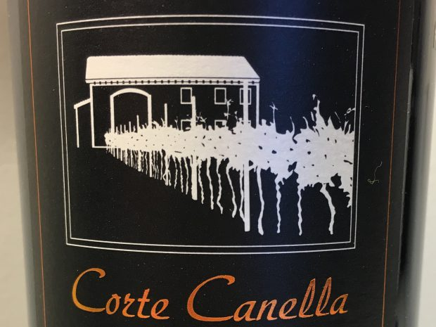 Kæmpe-Amarone fra Corte Canella