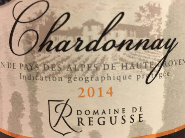 Spids sydfransk Chardonnay