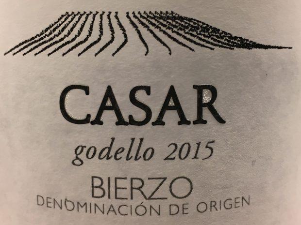 Klasse-Godello fra Casar