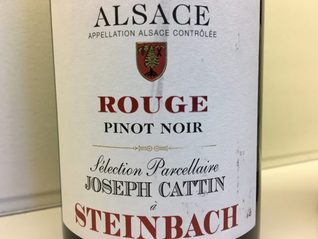 Saliggørende Steinbach fra Alsace