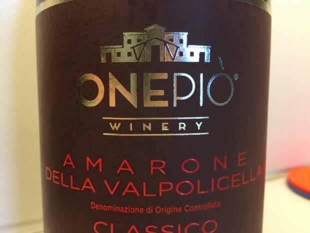 Amarone med voldsom udstråling