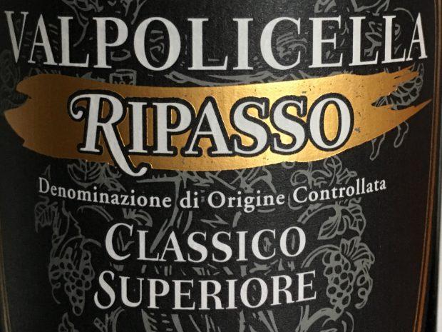 Tung Ripasso i over-power