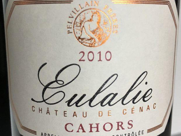 Maskulin og muskuløs Cahors-vin