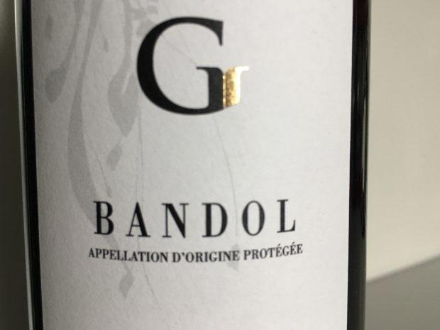 Stram og utilgængelig Provence-vin