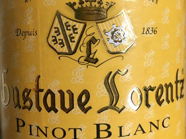 Storladen Pinot Blanc fra Alsace