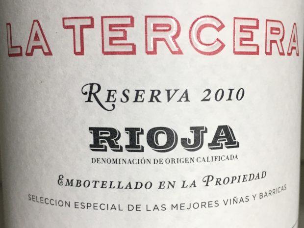 Hele paletten fra Rioja